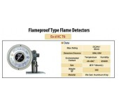 Flameproof Type Flame Detectors