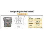 Flameproof Type Interlock Controller