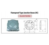 Flameproof Type Junction Boxes (IIC)