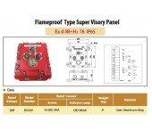 Flameproof Type Super Visory Panel