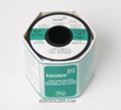 kester No. KT12 Sn 99.3% Cu 0.7% CORE 66 500g 1.0mm